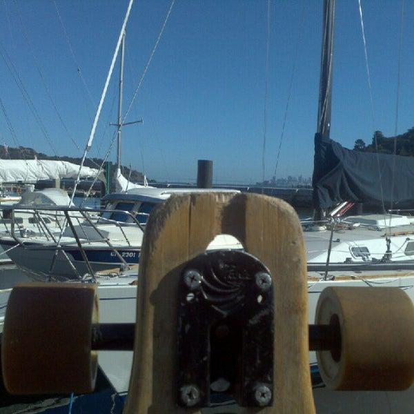 "Photo taken at San Francisco Yacht Club by Eric ""@erich13 | @coach4sm"" H. on 10/8/2012"