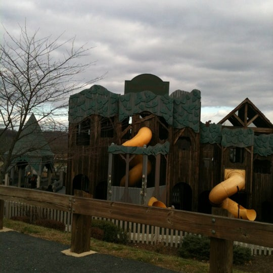 Photo taken at Annie's Playground by KimO on 11/24/2012