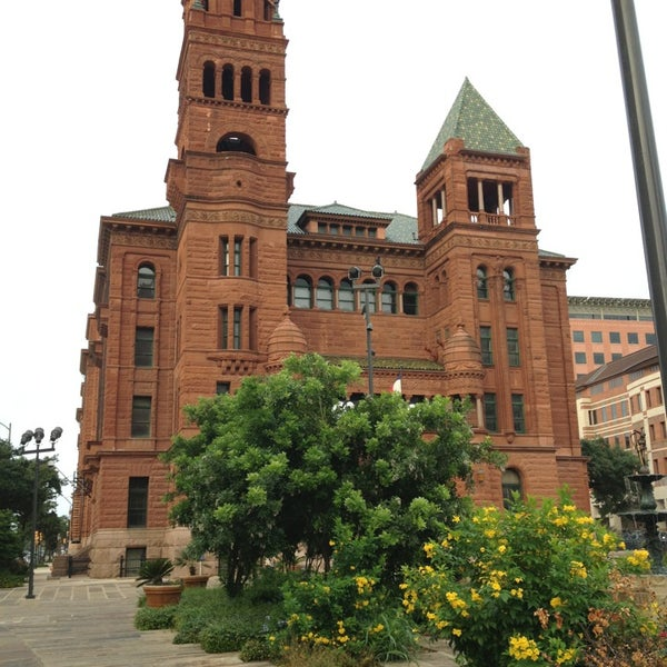 Bexar County Justice Center Government Building In