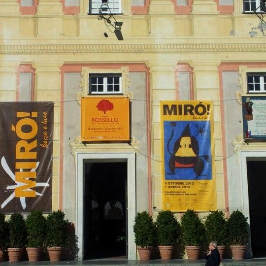 Foto scattata a Palazzo Ducale da Nicolò B. il 10/16/2012