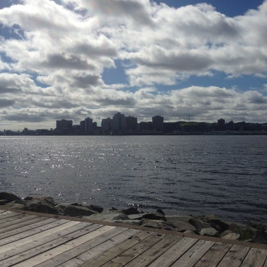 Photo taken at Alderney Landing by Shaun C. on 10/2/2012