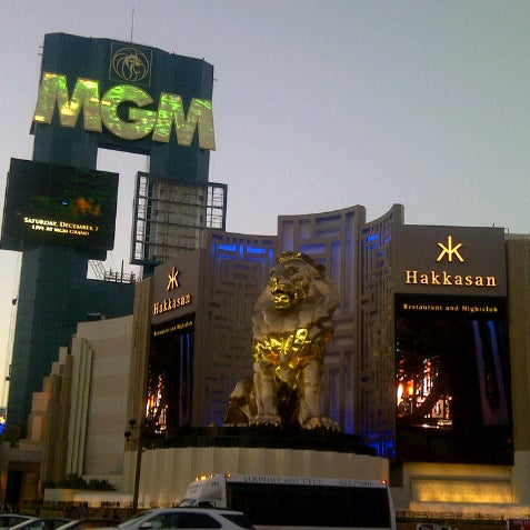Photo taken at MGM Grand Hotel & Casino by Yvette P. on 7/17/2013