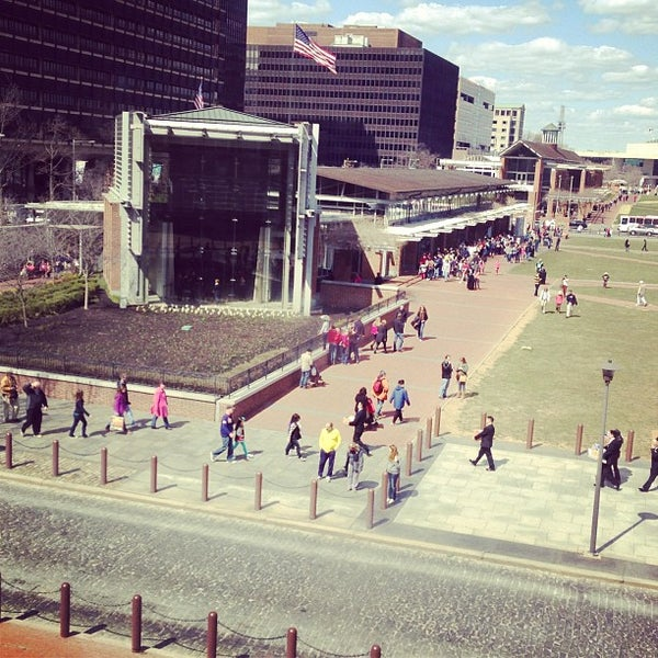 Photo taken at Liberty Bell Center by Andrew on 3/30/2013
