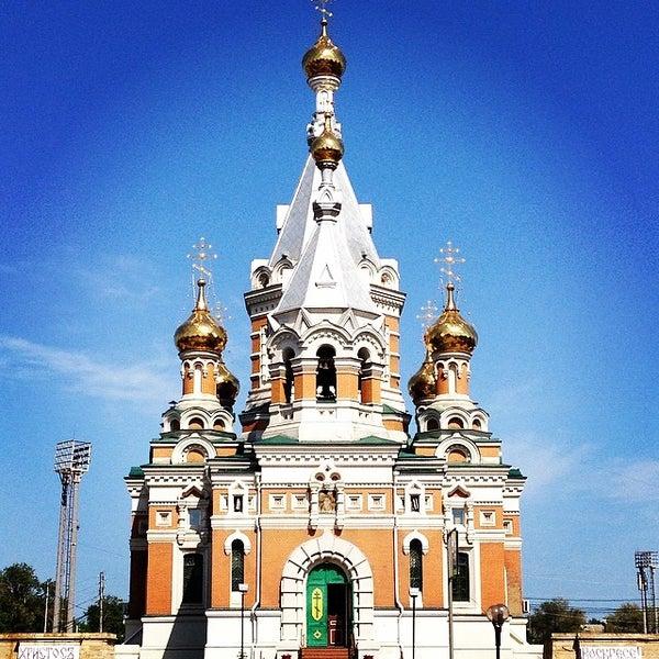 Photo taken at Орал / Уральск / Oral by Андрей Н. on 5/18/2014
