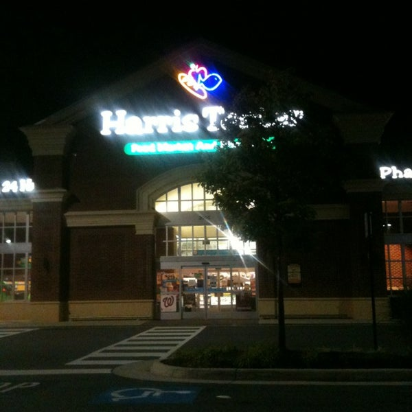 Photo taken at Harris Teeter by Niku A. on 8/24/2013