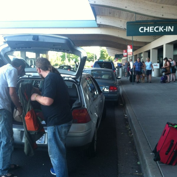 Photo taken at Eugene Airport (EUG) by Rountree on 7/5/2013
