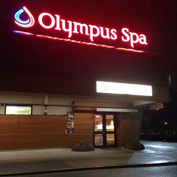 Olympus Day Spa Seattle