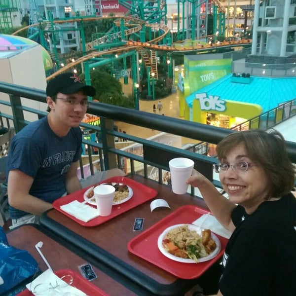 Photo taken at Mall of America by Marc J. on 7/8/2014