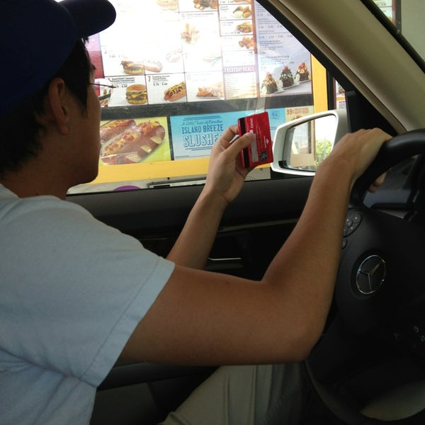 Photo taken at SONIC Drive In by Kacie S. on 7/6/2013