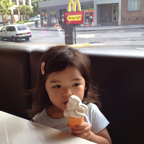 Photo taken at McDonald's by Sachi C. on 3/15/2013