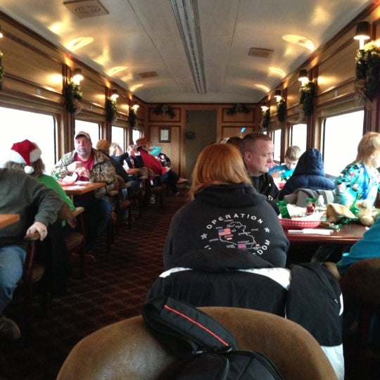 Photo taken at Great Smoky Mountain Railroad by Nicole P. on 12/24/2012