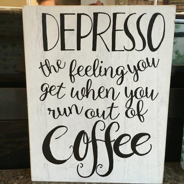 Photo taken at Javatinis Espresso Bar by Nate on 8/2/2016