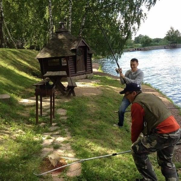 kama-n-door рыболовный клуб