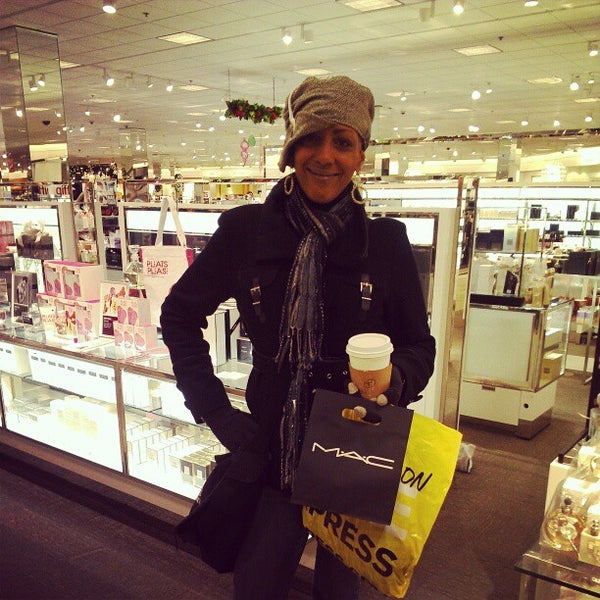 Photo taken at Nordstrom Somerset Collection by Stephanie W. on 12/26/2012