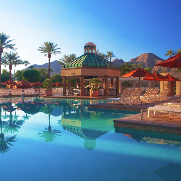 Renaissance Indian Wells Resort Amp Spa Hotel