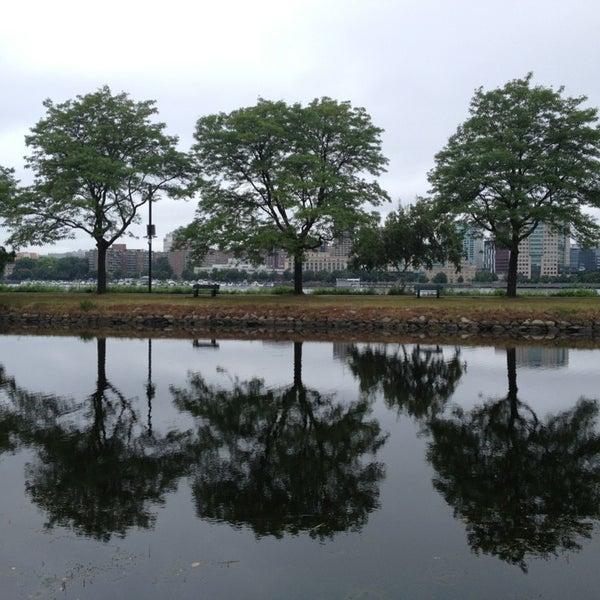 Photo taken at The Esplanade by Lauren F. on 9/2/2013