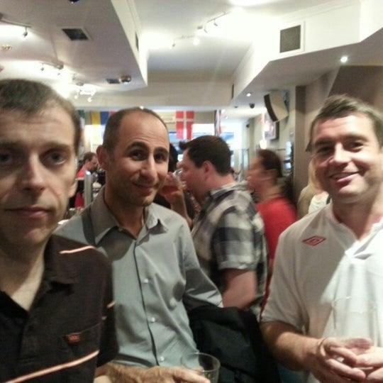 Photo taken at TCR Lounge Bar by Tom C. on 6/19/2012