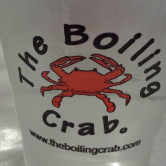Photo taken at The Boiling Crab by Anthony R. on 3/18/2014