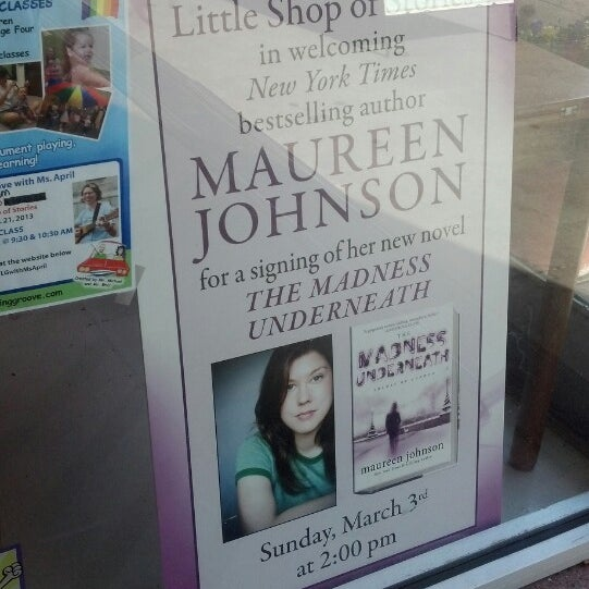 Photo taken at Little Shop of Stories by Allison K. on 3/3/2013