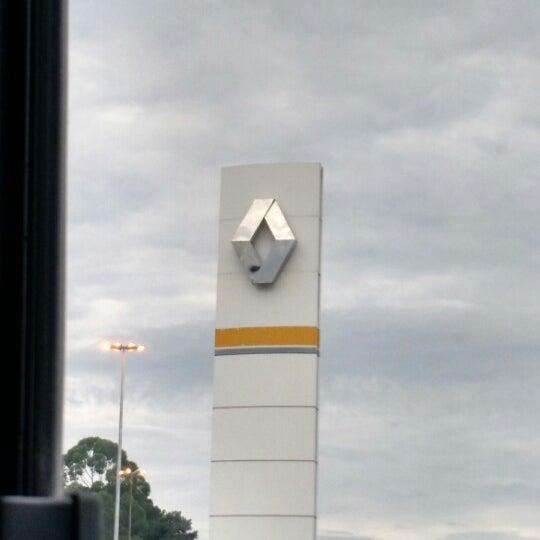 Photo taken at Renault do Brasil by Fabio H. on 12/29/2014