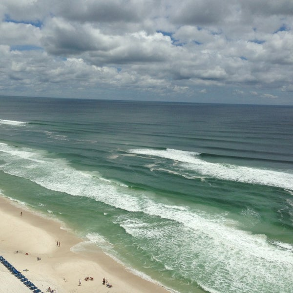 Photo taken at Majestic Beach Resort Panama City Beach by Michelle S. on 7/9/2013