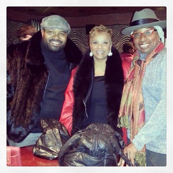 Photo taken at Lenox Lounge by Cabral M. on 12/29/2012
