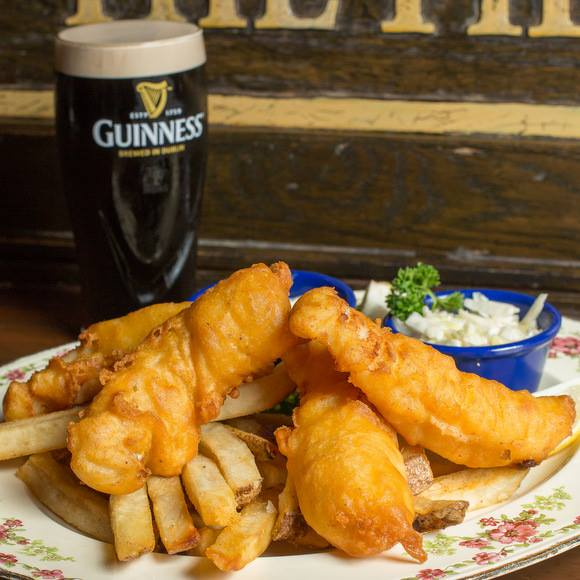 The field irish pub restaurant gaslamp san diego ca for Best fish and chips in san diego