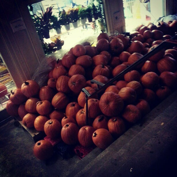 Photo taken at St. Mark's Market by Fahad on 10/25/2012