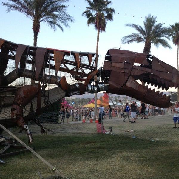 Photo taken at Coachella Valley Music and Arts Festival by K-lliTa on 4/20/2013