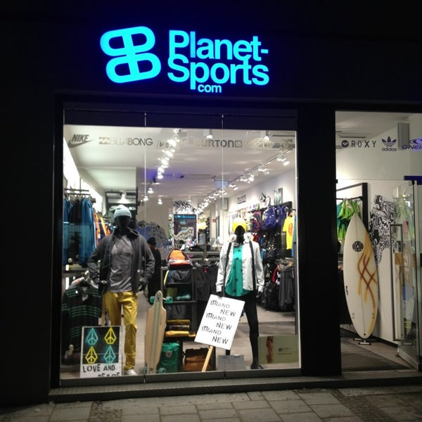 Photo taken at Planet Sports Flagshipstore by sam on 2/23/2013