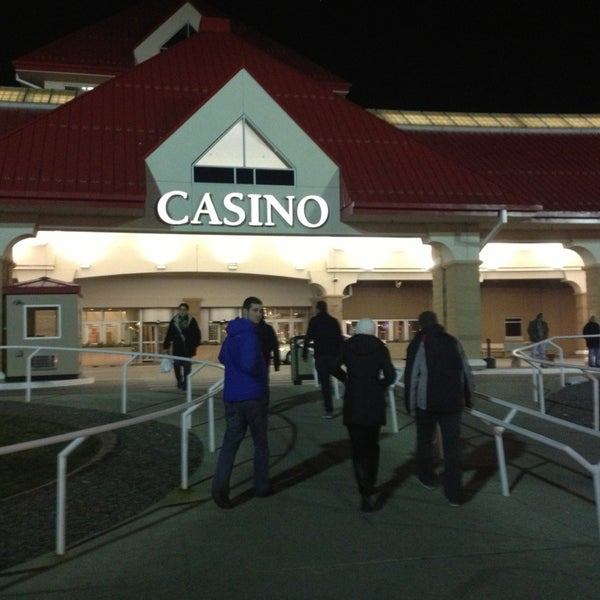 Photo taken at Prairie Meadows by Alexander T. on 1/18/2013