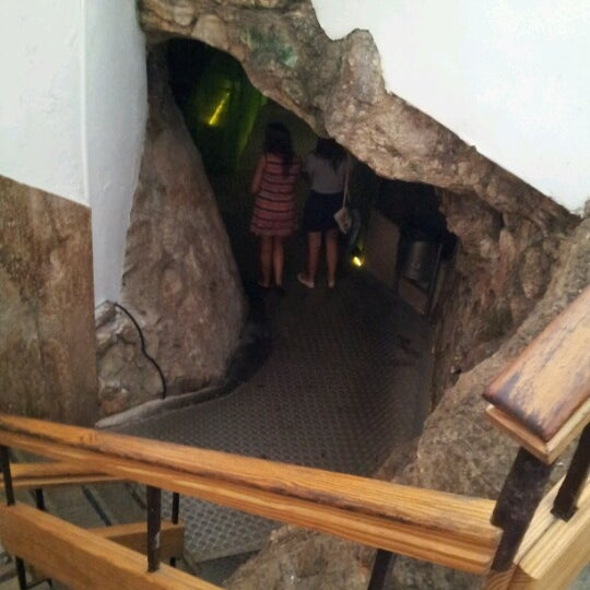 Photo taken at Caves of Nerja by David M. on 9/23/2012
