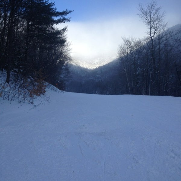 Photo taken at Whiteface Mountain by Chris on 12/28/2012