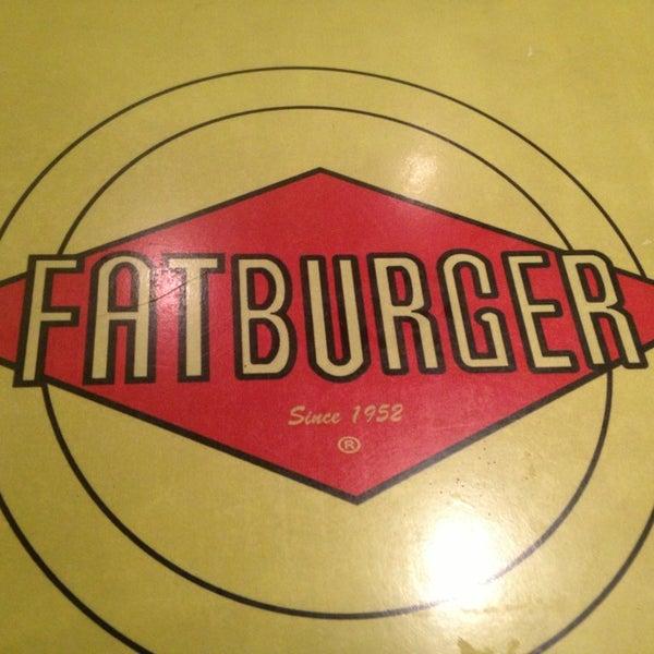 Photo taken at Fatburger | فات برجر by Bella on 6/22/2013