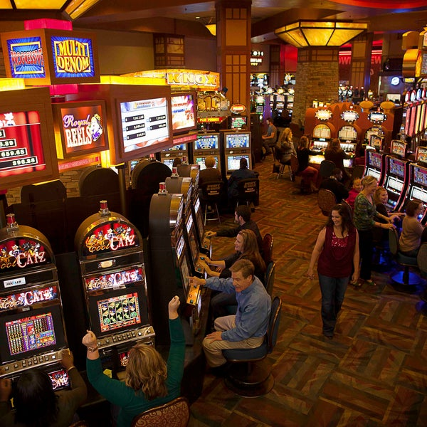 Best casino buffet oklahoma city