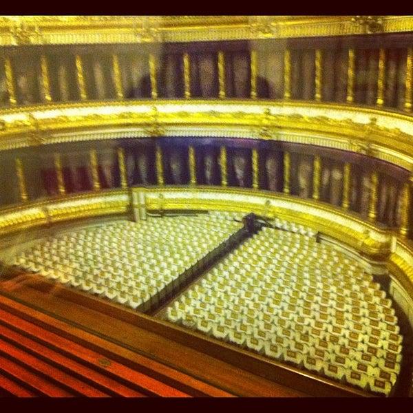 Photo taken at Royal Opera House by Adam M. on 10/13/2012