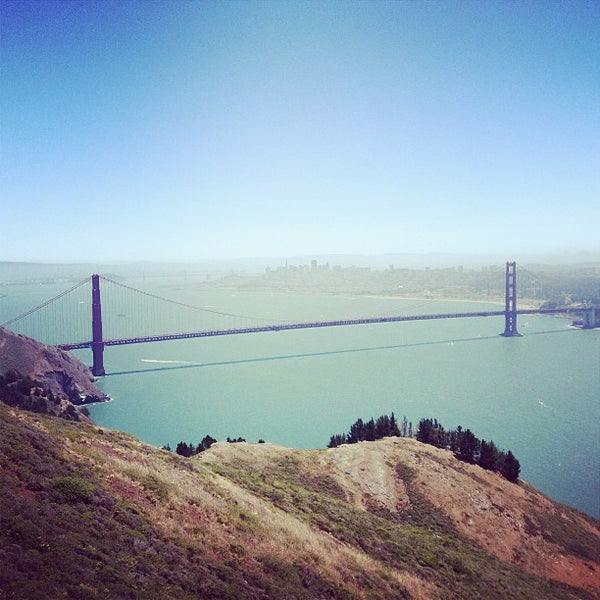 Photo taken at Vista Point by Glauco P. on 6/16/2013