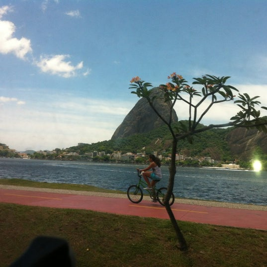 Photo taken at Aterro do Flamengo by Luis C. on 11/30/2012