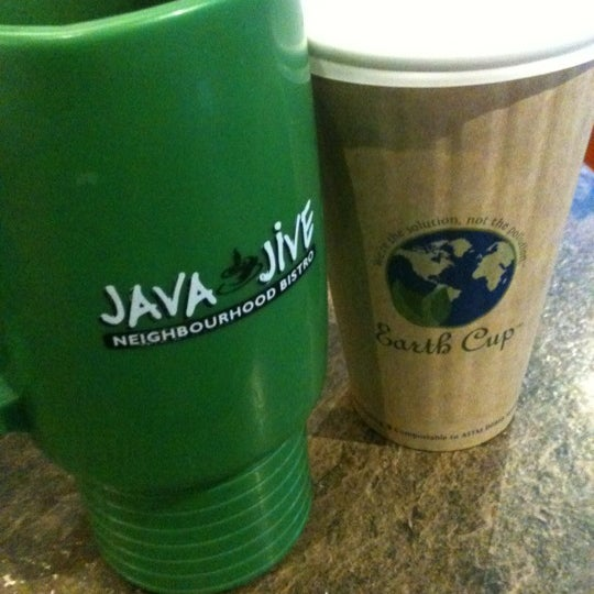Photo taken at Java Jive by Jayson U. on 11/8/2012