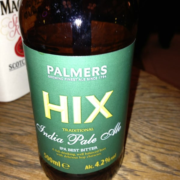 Photo taken at Hix by Pete on 3/1/2013