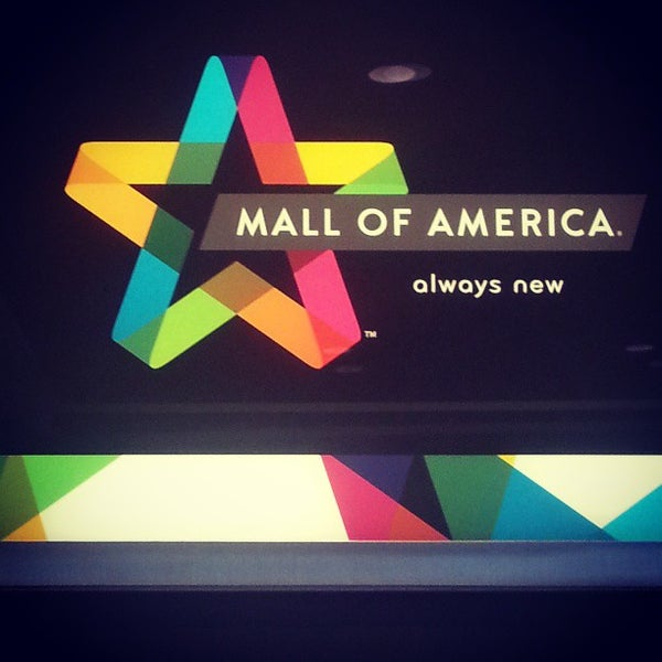 Photo taken at Mall of America by Kevin S. on 4/6/2013
