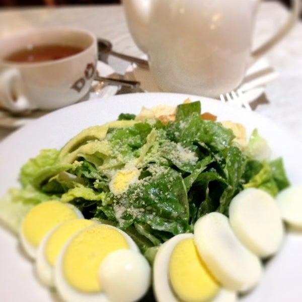 Photo taken at Dôme Café by Kin-Soon on 5/28/2013