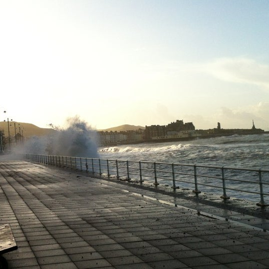 Photo taken at The Promenade by Chris on 12/16/2012