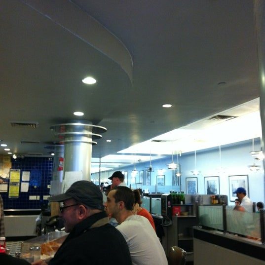 Photo taken at Skylight Diner by Vanessa N. on 10/30/2012