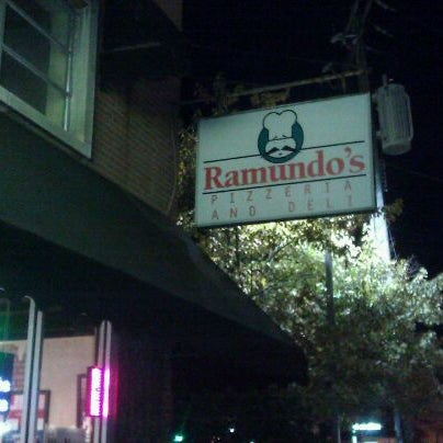 Photo taken at Ramundo's Pizza by Jessica M. on 10/9/2011