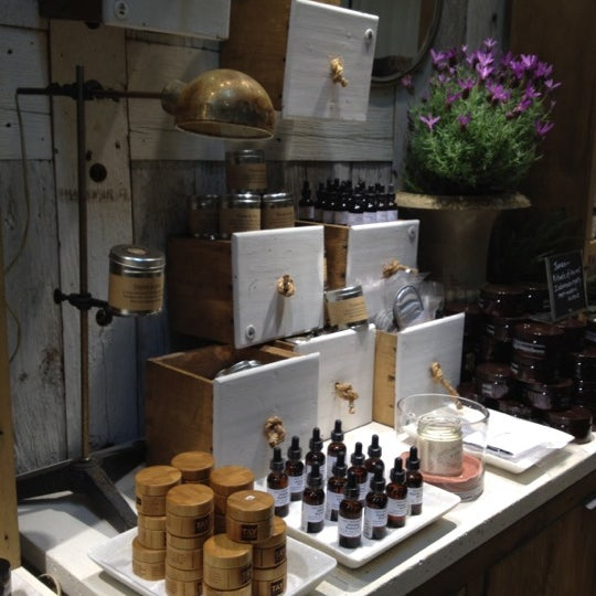 Beautiful inspirations of natural beauty. Be sure to sample the TAY Eye Treatment in the Apothecary section.