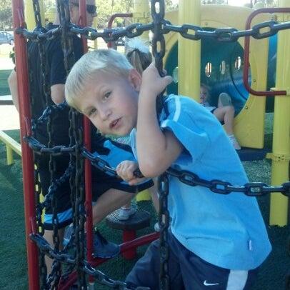 Photo taken at Vista View Park by Kristene M. on 11/3/2012