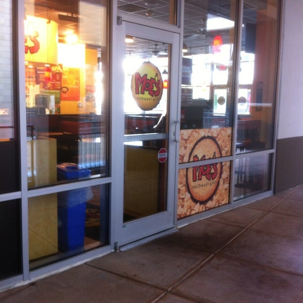 Photo taken at Moe's Southwest Grill by john s. on 1/7/2013