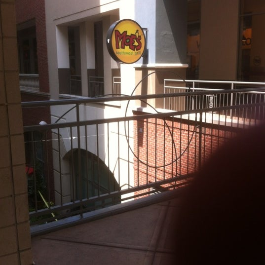 Photo taken at Moe's Southwest Grill by john s. on 9/28/2012