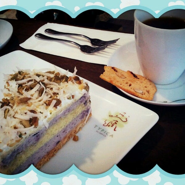 Photo taken at Typica Café by Purple T. on 3/10/2013